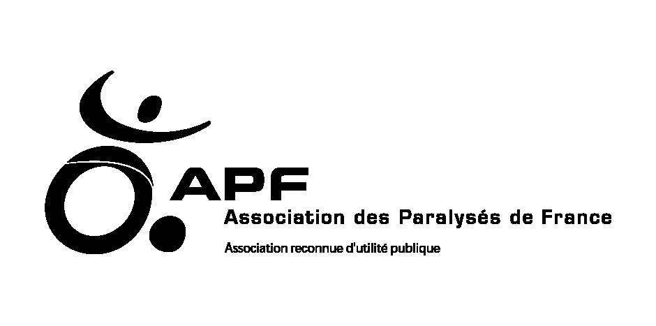 Logo APF Association des Paralysés de France